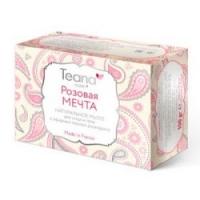 Teana - Натуральное мыло для жирной и проблемной кожи-Розовая мечта, 100 гр
