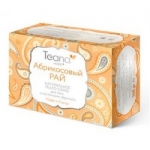 Фото Teana - Натуральное мыло-скраб для лица и тела-Абрикосовый рай, 100 гр