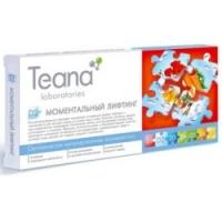 Teana - Сыворотка-Моментальный лифтинг, 10 ампул по 2 мл