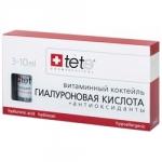 Фото Tete Cosmeceutical - Гиалуроновая кислота + Антиоксиданты, 30 мл
