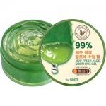 Фото The Saem Jeju Fresh Aloe Soothing Gel 99% - Гель с алоэ универсальный, увлажняющий, 300 мл