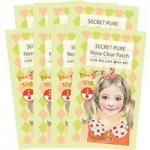 Фото The Saem Secret Pure Nose Clear Patch Set - Набор пластырей против акне, 8 шт