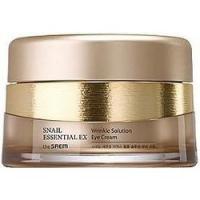 Купить The Saem Snail Essential EX Wrinkle Solution Eye Cream - Крем для глаз антивозрастной, 30 мл