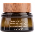 Фото The Saem Urban Eco Harakeke Root Cream - Крем с экстрактом корня новозеландского льна, 60 мл