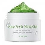 Фото The Skin House Aloe Fresh Moist Gel - Крем-гель для лица с экстрактом алоэ, 50 мл