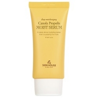 The Skin House Canola Propolis Moist Serum - Сыворотка увлажняющая, с прополисом, 50 мл