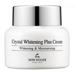 Фото The Skin House Crystal Whitening Plus Cream - Крем осветляющий против пигментации кожи лица, 50 г