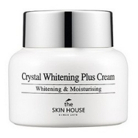 Купить The Skin House Crystal Whitening Plus Cream - Крем осветляющий против пигментации кожи лица, 50 г