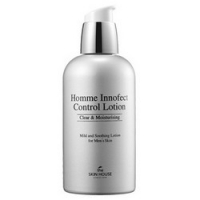 The Skin House Homme Innofect Control Lotion - Балансирующий лосьон для мужчин, 130 мл