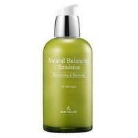 The Skin House Natural Balancing Emulsion - Эмульсия матирующая балансирующая, с экстрактом алое вера, 130 мл