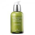 Фото The Skin House Natural Balancing Serum - Сыворотка матирующая балансирующая, с экстрактом алое вера, 50 мл