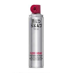 Tigi Bed Head Flexi Head Strong Flexible Hold Hairspray - Лак для волос мелкодисперсный сильной фиксации, 385 мл.
