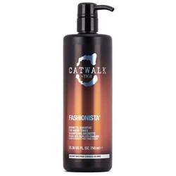 Tigi Catwalk Fashionista Brunette Shampoo - Шампунь для брюнеток, 750 мл.