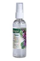 Aasha Herbals - Вода цветочная для лица с маслом тулси, 100 мл