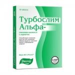 Фото Турбослим - Альфа-липоевая кислота и L-карнитин, 20 шт