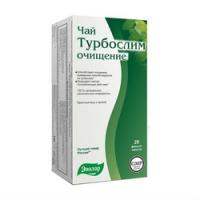 Турбослим - Чай очищение фильтр пакетики, 2г*20 шт
