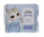 Фото Secret Day Secretday Sense - Прокладки ультратонкие дышащие органические 15,5 см, 20 шт