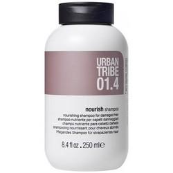 Фото Urban Tribe 01.4 Shampoo Nourish - Шампунь питательный для поврежденных волос, 250 мл