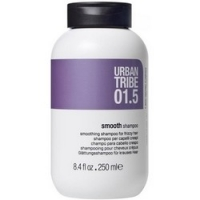 Urban Tribe 01.5 Shampoo Smooth - Шампунь для вьющихся волос, 250 мл