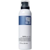 Urban Tribe 02.31 Hydrate leave-in Foam - Пена увлажняющая для сухих волос, 200 мл