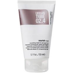 Фото Urban Tribe 02.4 Mask Nourish - Маска для поврежденных волос, 150 мл
