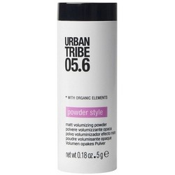 Фото Urban Tribe 05.6 Powder Style - Порошок матовый для объема волос, 5 г