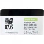 Фото Urban Tribe 07.6 Matt Fiber - Паста матирующая для волос, 75 мл