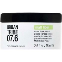 Urban Tribe 07.6 Matt Fiber - Паста матирующая для волос, 75 мл