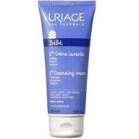 Купить Uriage 1ers Soins Bebe Creme Lavante - Очищающий пенящийся крем для детей и новорожденных, 200 мл