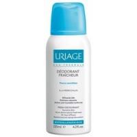 Uriage Deodorant Fraicheur - Дезодорант-спрей с квасцовым камнем, 125 мл