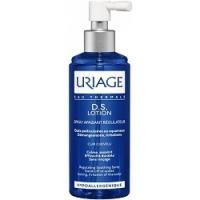 Купить Uriage DS Lotion Regulating Repairing Spray - Лосьон регулирующий успокаивающий спрей для кожи головы, 100 мл