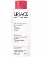 Uriage Eau Micellaire Thermale - Вода мицеллярная без ароматизаторов, 500 мл