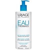 Купить Uriage Eau Thermale Lait Veloute Corps - Молочко увлажняющее для тела, флакон-помпа, 500 мл