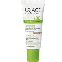 Купить Uriage Hyseac 3-Regul Global Tinted Skin-Care SPF30 - Универсальный тональный уход, 40 мл