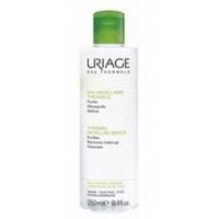 Uriage Thermal Micellar water combination to oily skin - Мицеллярная Вода очищающая для комбинированной и жирной кожи, 250 мл  - Купить