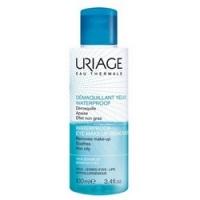 Купить Uriage waterproof eye make-up remover - Средство для снятия водостойкого макияжа с глаз, 100 мл