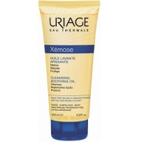 Uriage Xemose Soothing Cleansing Oil - Масло очищающее успокаивающее, 200 мл