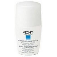 Купить Vichy - Дезодорант шариковый 48ч, для чувствительной кожи, 50 мл