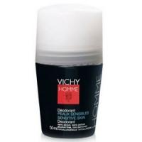 Купить Vichy Homme - Дезодорант-антиперспирант 48 часов для чувствительной кожи, 50 мл