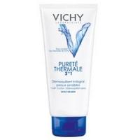 Vichy Purete Thermale - Универсальное средство для снятия макияжа 3 в 1, 200 мл