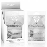 Vichy Purete Thermale Masque - Маска очищающая поры, 2*6мл.