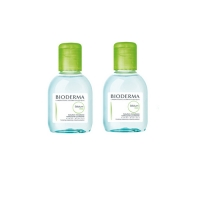 Bioderma Sebium Solution Micellaire - Очищающая вода, 2х100 мл
