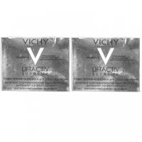 Vichy - Комплект: ЛифтАктив Супрем Крем для упругости сухой и очень сухой кожи, 2 шт. по 50 мл, 1 шт