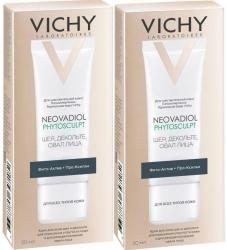 Фото Vichy - Комплект: Неовадиол Phytosculpt Крем для зоны шеи, декольте и овала лица, 2 шт. по 50 мл, 1 шт