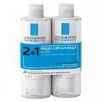 Фото La Roche Posay Мицеллярная вода для чувствительной кожи, 400 мл х 2 шт.