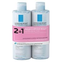 La Roche Posay Мицеллярная вода для чувствительной, склонной к аллергии кожи Ultra, 400 мл х 2 шт.