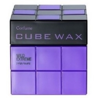 Welcos Confume Cube Wax Wild Extreme - Воск для укладки волос, 80 мл