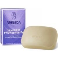 Weleda - Лавандовое растительное мыло, 100 г