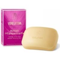 Weleda - Розовое растительное мыло, 100 г