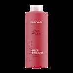 Фото Wella Invigo Brilliance Line - Бальзам для окрашенных нормальных и тонких волос 1000 мл
